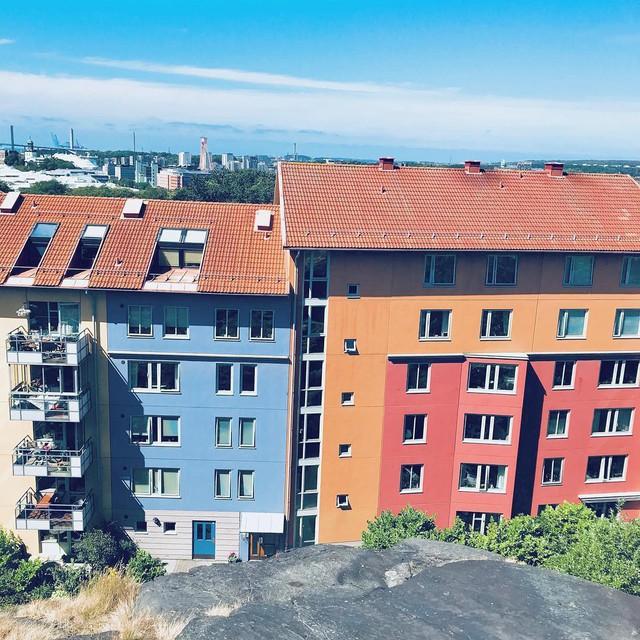Tròn mắt với loạt kiến trúc độc đáo ở Gothenburg - Thuỵ Điển: Góc nào cũng bình yên và đẹp tuyệt! - Ảnh 12.