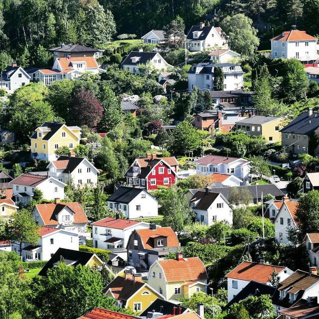 Tròn mắt với loạt kiến trúc độc đáo ở Gothenburg - Thuỵ Điển: Góc nào cũng bình yên và đẹp tuyệt! - Ảnh 3.