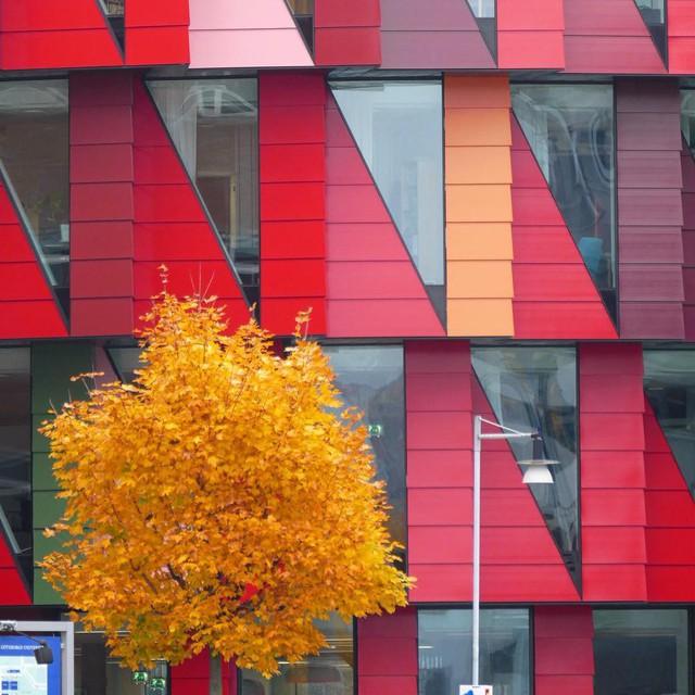 Tròn mắt với loạt kiến trúc độc đáo ở Gothenburg - Thuỵ Điển: Góc nào cũng bình yên và đẹp tuyệt! - Ảnh 6.