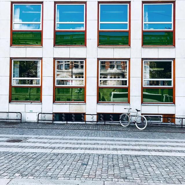 Tròn mắt với loạt kiến trúc độc đáo ở Gothenburg - Thuỵ Điển: Góc nào cũng bình yên và đẹp tuyệt! - Ảnh 8.