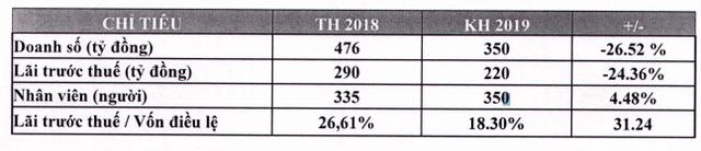 Chứng khoán FPT đặt mục tiêu lãi trước thuế 220 tỷ đồng năm 2019 - Ảnh 2.