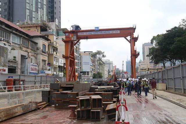 Dự án tuyến Metro số 1 Bến Thành - Suối Tiên vận hành thử nghiệm vào năm 2020 - Ảnh 5.