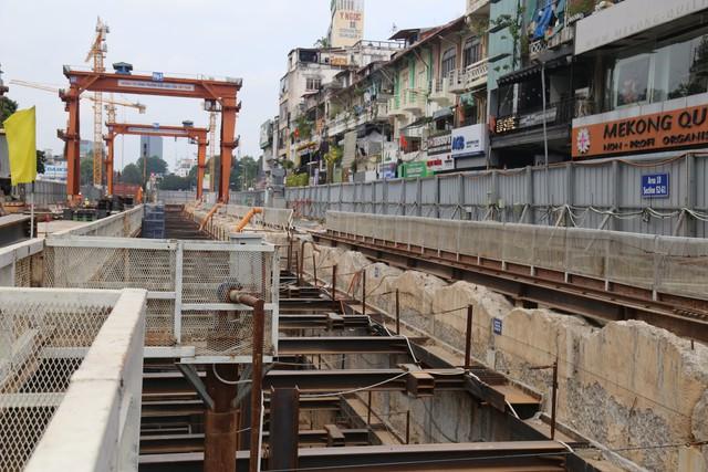 Dự án tuyến Metro số 1 Bến Thành - Suối Tiên vận hành thử nghiệm vào năm 2020 - Ảnh 6.