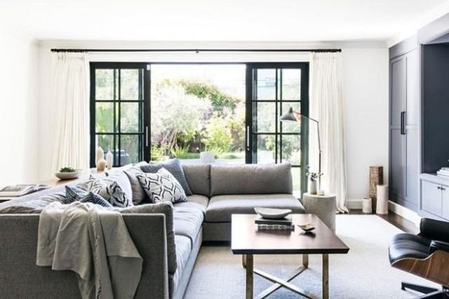 Bí kíp chọn sofa bền đẹp cho phòng khách - Ảnh 2.