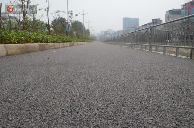 Hà Nội: Cận cảnh tuyến đường dài 4km cạnh sông Tô Lịch chỉ dành cho người đi bộ và xe đạp - Ảnh 7.