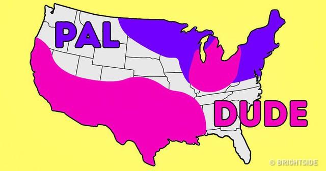 Những tấm bản đồ độc đáo về nước Mỹ từng được nhắc đến ở trường nhưng người dân quốc gia này ít ai biết đến - Ảnh 3.