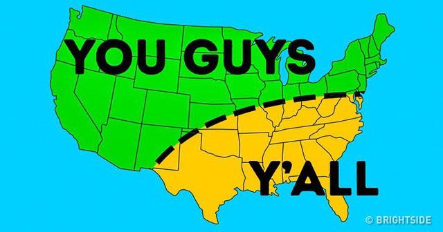 Những tấm bản đồ độc đáo về nước Mỹ từng được nhắc đến ở trường nhưng người dân quốc gia này ít ai biết đến - Ảnh 4.