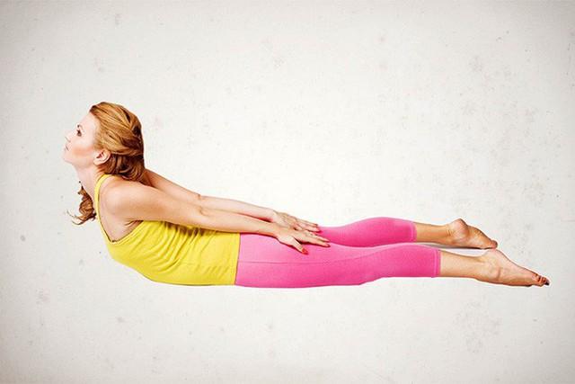 Các bài tập cải thiện vóc dáng, giảm đau cổ vai gáy hiệu quả - Ảnh 3.