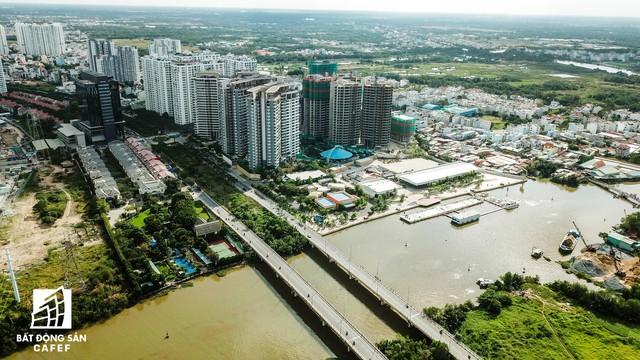 TPHCM: Chuyển chủ đầu tư hai dự án lớn tại khu Nam - Ảnh 2.