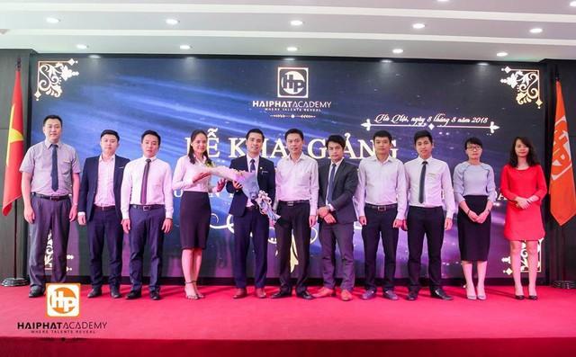 Hải Phát Land đặt mục tiêu trở thành một trong những đơn vị phân phối BĐS hàng đầu Việt Nam trong năm 2019 - Ảnh 1.