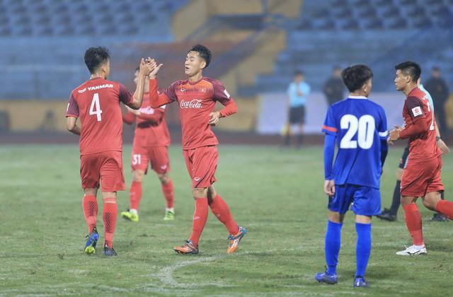 U23 Việt Nam: HLV Park Hang-seo loại thêm 5 cầu thủ, chưa chốt danh sách cuối cùng - Ảnh 1.