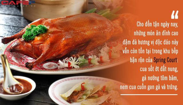 """Hành trình """"ngoạn mục"""" trở thành nhà hàng Trung Hoa danh giá của một tiệm ăn ven đường: Thành công suốt 3 thế hệ, định nghĩa lại cả nền ẩm thực Singapore chỉ nhờ tinh thần này! - Ảnh 2."""