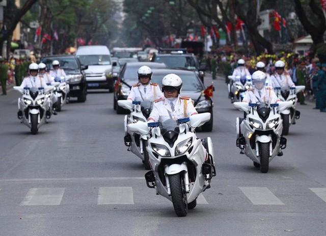 Toàn cảnh chuyến thăm chính thức Việt Nam của Chủ tịch Kim Jong Un qua ảnh - Ảnh 1.