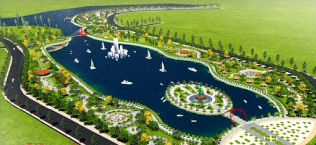 Bình Phước: Chỉ định nhà đầu tư Khu du lịch hồ Suối Cam hơn 1.700 tỷ đồng - Ảnh 1.