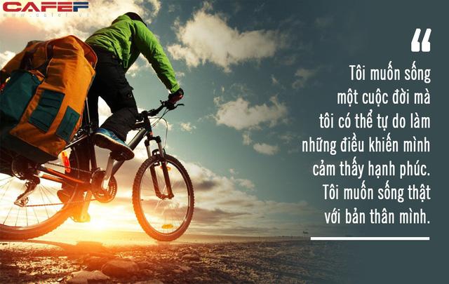 Mệt nhoài vì áp lực, tôi quyết định bỏ việc, đạp xe đến Bhutan tìm lối thoát rồi nhận cái kết không thể ngờ: Hóa ra chẳng phải đích đến, hạnh phúc nằm ở chính cuộc hành trình! - Ảnh 2.