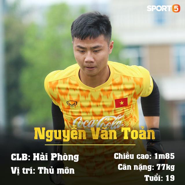 Info 23 cầu thủ U23 Việt Nam, những người mang trọng trách viết tiếp lịch sử bóng đá nước nhà - Ảnh 21.