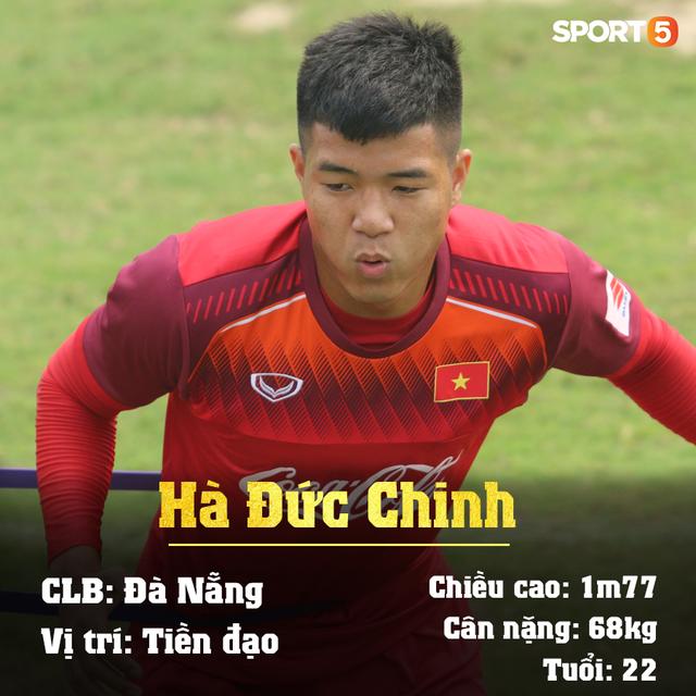 Info 23 cầu thủ U23 Việt Nam, những người mang trọng trách viết tiếp lịch sử bóng đá nước nhà - Ảnh 6.