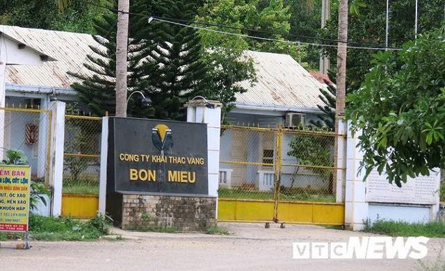 Hình ảnh điêu tàn ở thủ phủ vàng Bồng Miêu - Ảnh 1.