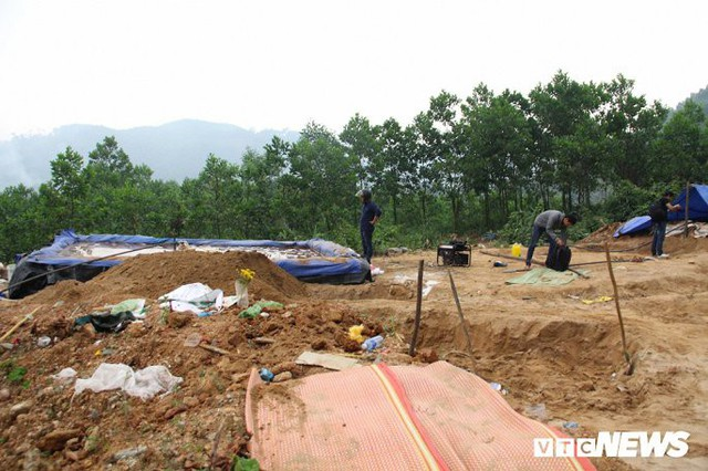 Hình ảnh điêu tàn ở thủ phủ vàng Bồng Miêu - Ảnh 2.