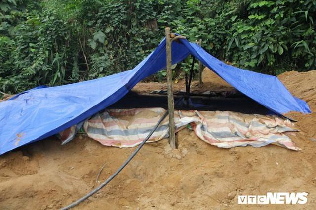 Hình ảnh điêu tàn ở thủ phủ vàng Bồng Miêu - Ảnh 8.