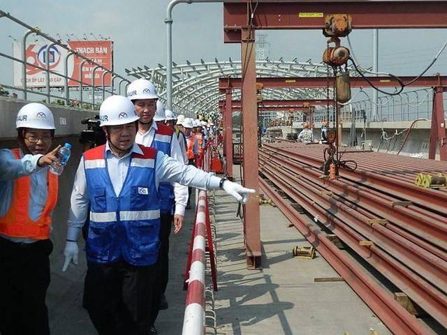 Phó Trưởng BQL Đường sắt đô thị: Tôi báo đi nước ngoài 3 tháng nên phải giữ lời - Ảnh 3.