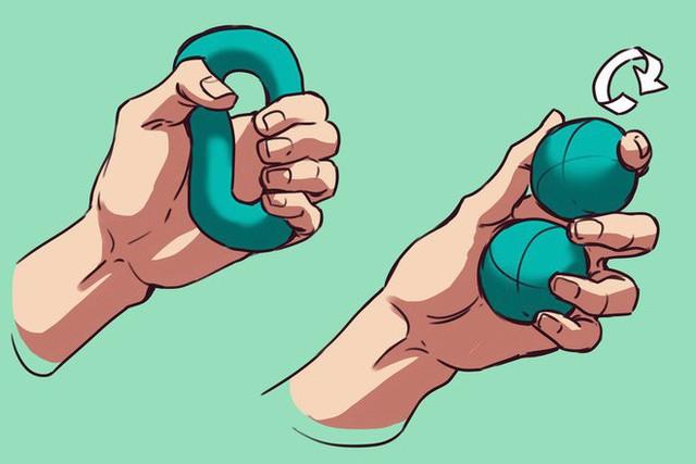 Bài tập loại bỏ chứng tắc nghẽn bạch huyết, giảm đau xương khớp dành cho người ngồi nhiều - Ảnh 5.
