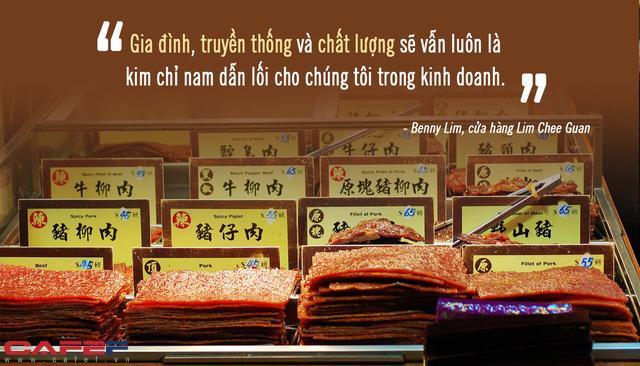 Phía sau món bak kwa lừng danh khiến bao người xếp hàng chờ cả tuần để mua tại Singapore: Từ triết lý gia đình là cái gốc đến giấc mơ có thật của 3 thế hệ nhà họ Lim - Ảnh 7.