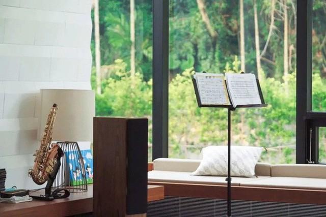 Ngôi nhà độc đáo không có mái giành huy chương vàng trong cuộc thi thiết kế nội thất - Ảnh 11.