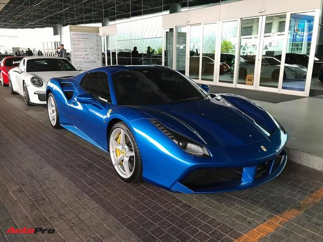 Dàn siêu xe triệu USD khoe dáng trước ngày triển lãm lớn nhất Đông Nam Á khai mạc - Ảnh 7.