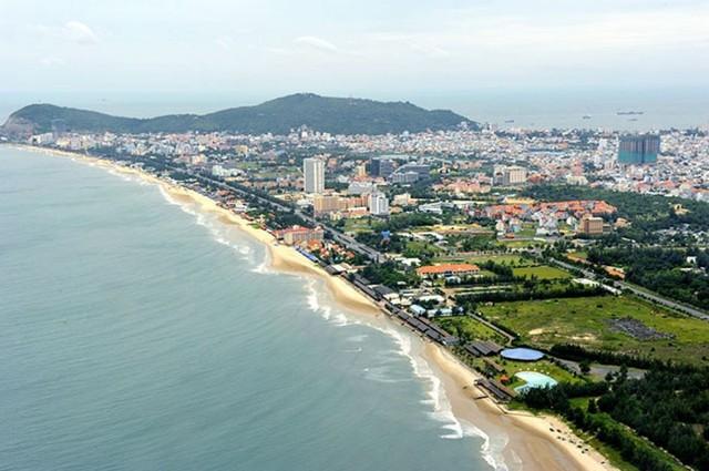 Nhiều đại gia địa ốc tấn công thị trường bất động sản Bà Rịa - Vũng Tàu - Ảnh 1.
