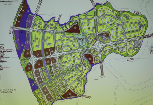 Rà soát lại quy hoạch khu đô thị 1.100ha gồm Long Hưng, Water Front và Aqua City tại Đồng Nai - Ảnh 1.
