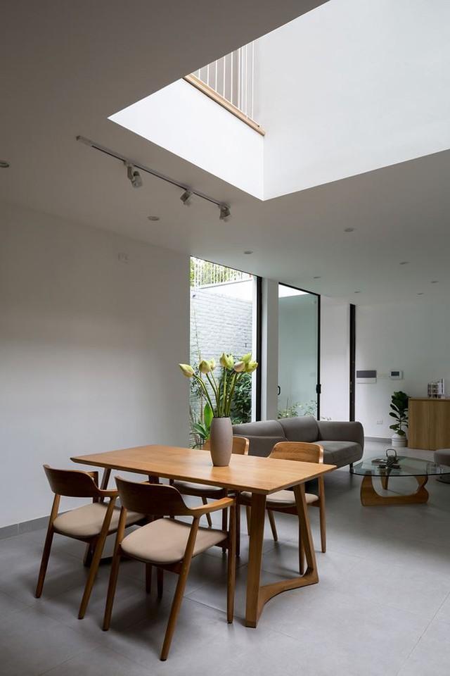 Nhà trong ngõ hẹp vẫn đẹp và tràn ngập ánh sáng - Ảnh 4.