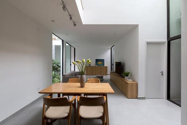 Nhà trong ngõ hẹp vẫn đẹp và tràn ngập ánh sáng - Ảnh 5.