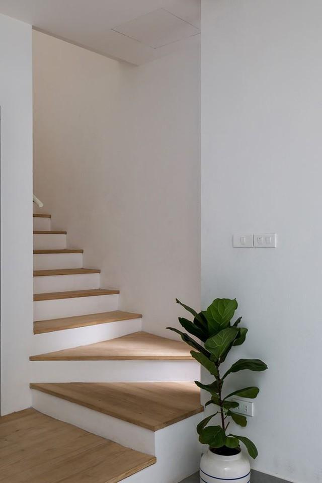 Nhà trong ngõ hẹp vẫn đẹp và tràn ngập ánh sáng - Ảnh 6.