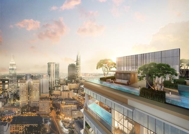 Hongkong Land ra mắt dự án căn hộ hạng sang bậc nhất tại Việt Nam - The Marq - Ảnh 1.