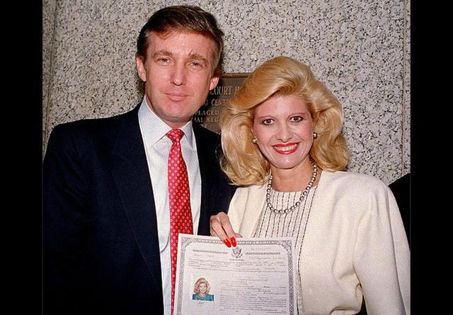 Hãy khôn ngoan, tỉnh táo như Tổng thống Trump: Sau hai lần ly hôn vẫn sống tốt, giữ được tài sản, vợ cũ hài lòng, con cái vui vẻ chỉ nhờ điều đơn giản này - Ảnh 1.