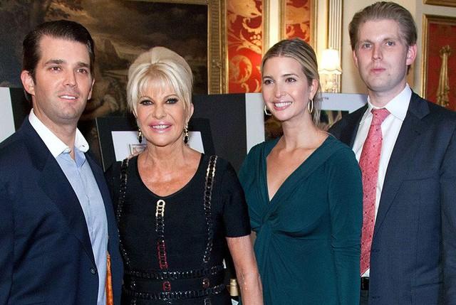 Hãy khôn ngoan, tỉnh táo như Tổng thống Trump: Sau hai lần ly hôn vẫn sống tốt, giữ được tài sản, vợ cũ hài lòng, con cái vui vẻ chỉ nhờ điều đơn giản này - Ảnh 2.
