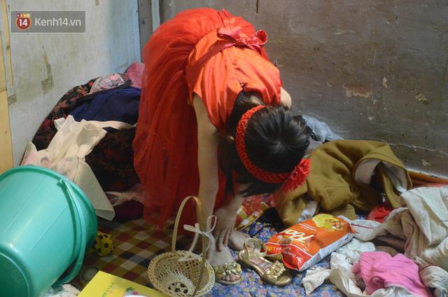 Gặp bé gái 6 tuổi phối quần áo cũ cực chất ở Hà Nội: Nhút nhát, đáng yêu và ước mơ làm người mẫu - Ảnh 10.