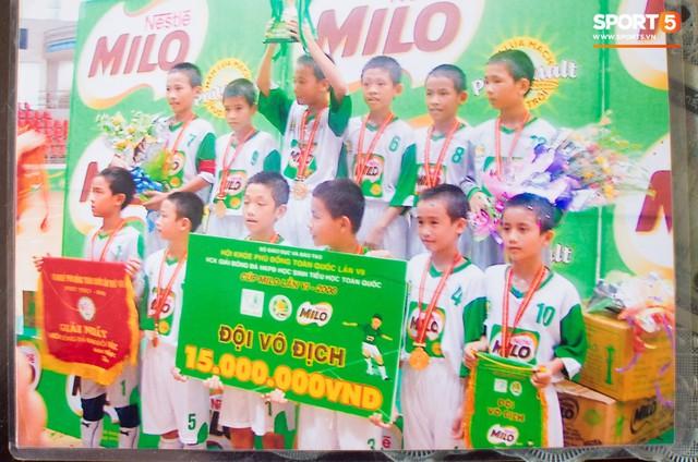 Hành trình từ người thừa trở thành người hùng của tiền vệ U23 Việt Nam qua những kỷ vật vô giá - Ảnh 6.
