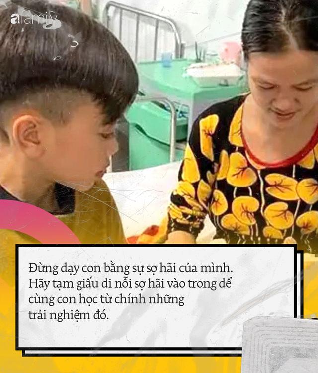 Từ chuyện cậu bé 13 tuổi đạp xe 103km: Thay vì xiềng xích con bằng nỗi sợ hãi, bố mẹ hãy dạy con kỹ năng - Ảnh 1.