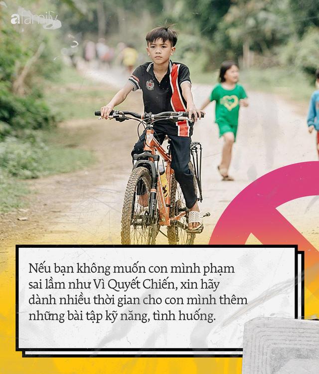 Từ chuyện cậu bé 13 tuổi đạp xe 103km: Thay vì xiềng xích con bằng nỗi sợ hãi, bố mẹ hãy dạy con kỹ năng - Ảnh 4.