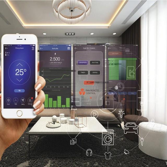 Làn sóng công nghệ 4.0 đang tác động như thế nào đến bất động sản? - Ảnh 2.