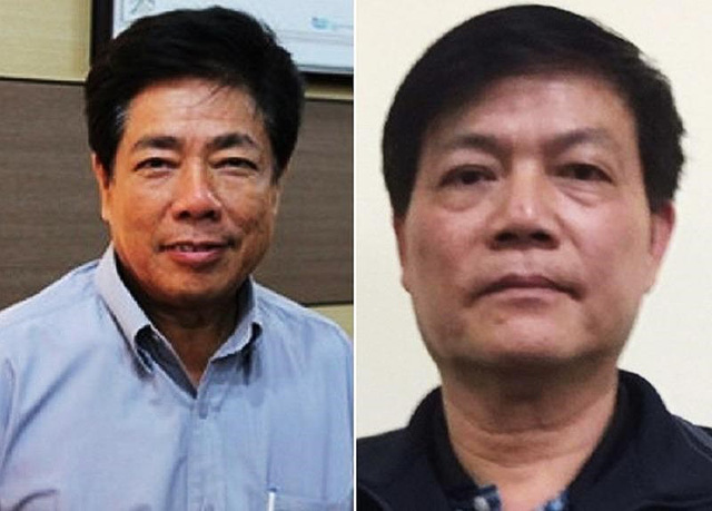 Đề nghị truy tố dàn cựu lãnh đạo Vinashin - Ảnh 1.