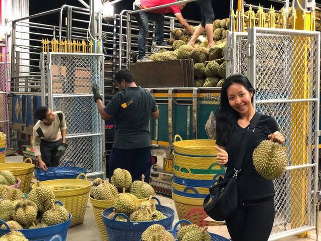 Chủ vựa sầu riêng Thái Lan chi 7 tỷ đồng kén rể, chỉ yêu cầu chăm chỉ và biết chọn sầu riêng ngon - Ảnh 5.