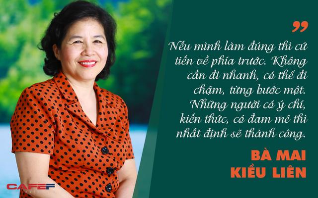 Những phát ngôn ấn tượng của các nữ tướng trên thương trường Việt từng nhiều lần lọt top 50 của Forbes - Ảnh 1.