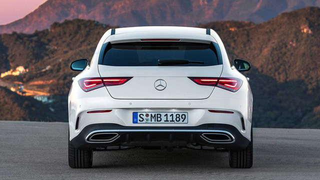 Mercedes-Benz trình làng mẫu xe vô đối nhưng giá mềm - Ảnh 7.