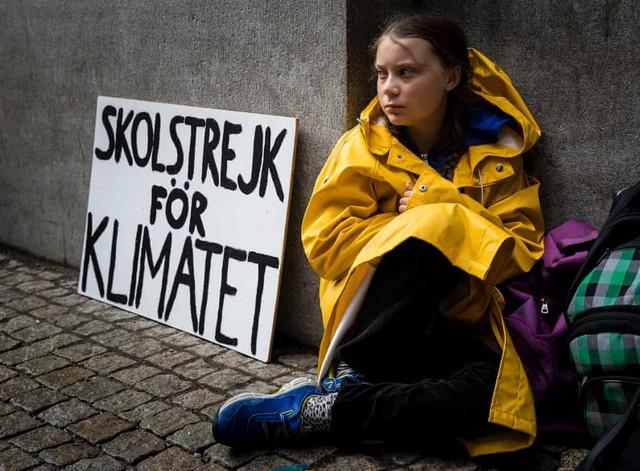 Cô bé Thuỵ Điển 16 tuổi kêu gọi bảo vệ môi trường, chỉ trích các nguyên thủ quốc gia với từ ngữ đanh thép: Các vị không đủ trưởng thành để nói về việc xây dựng kinh tế xanh, bỏ mặc các vấn đề cho thế hệ sau gánh vác - Ảnh 2.