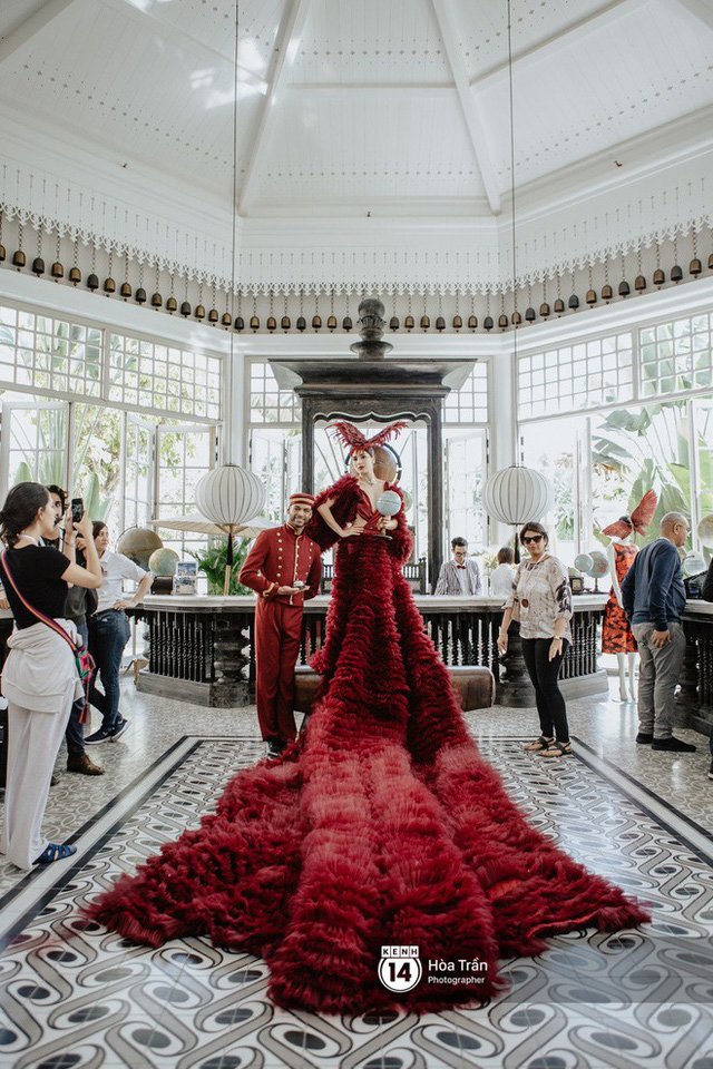 Tận mắt không gian tiệc cưới xa hoa của tỷ phú Ấn Độ tại Phú Quốc với hàng trăm khách mời đại gia đến chung vui - Ảnh 18.