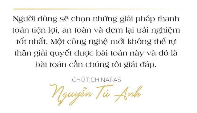 Chủ tịch Napas Nguyễn Tú Anh: Hãy vượt qua giới hạn của bản thân, cứ chân thành và đam mê thì thành công ắt sẽ đến - Ảnh 10.