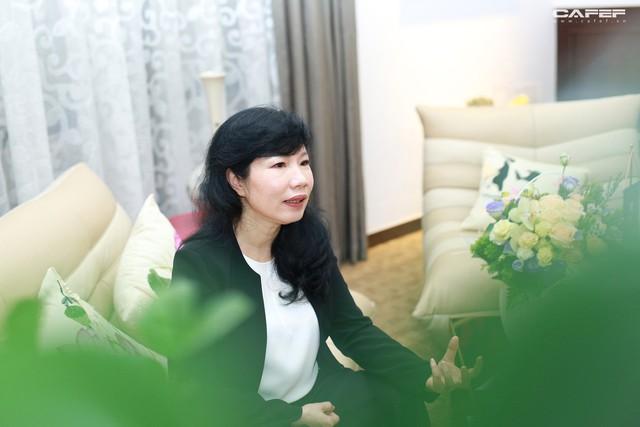 Chủ tịch Napas Nguyễn Tú Anh: Hãy vượt qua giới hạn của bản thân, cứ chân thành và đam mê thì thành công ắt sẽ đến - Ảnh 3.